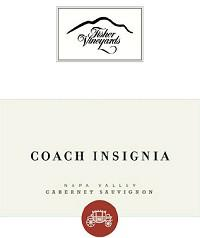 Fisher Vineyards Cabernet Sauvignon Coach Insignia
